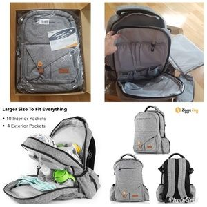 Other - WATERPROOF LARGE BAG/BACKPACK DIAPER BAG